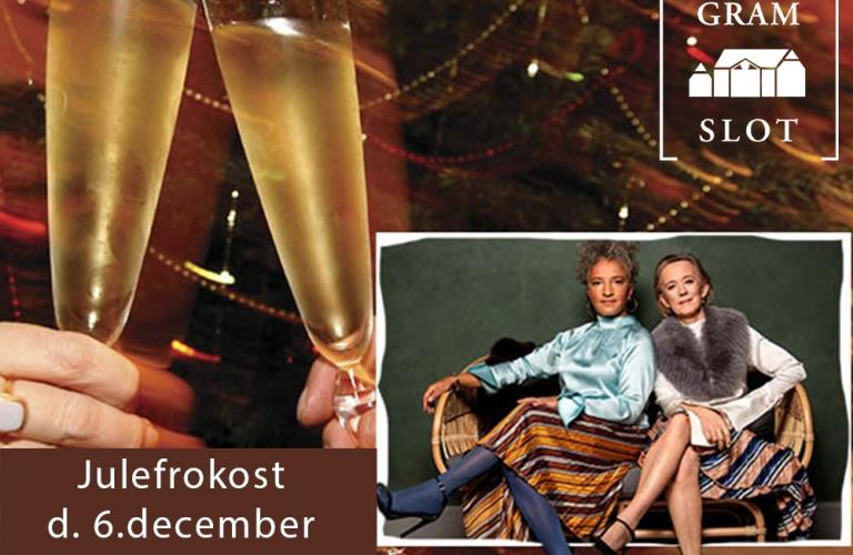 Julefrokost på Gram Slot